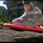 Nike патентует самозавязывающиеся кроссовки