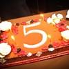 День рождения Джельсомино кафе