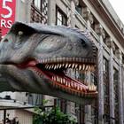 """""""Dinosaurs unleashed"""" или динозавры в Лондоне"""