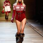 Dolce & Gabbana Fashion Show Winter 2011
