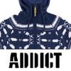 Зимние свитера Addict