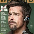 Брэд Питт в Wired
