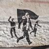 Стрит-арт и граффити Афин, Греция. Часть 2