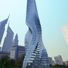 Первое движущееся здание – Dynamic Tower