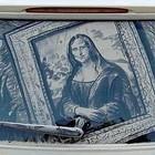 Рисунки на пыльных стёклах
