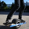 Создан самобалансирующийся одноколёсный скейтборд