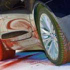 Кисть для художника от BMW