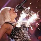 "Lady Gaga спела ""Imagine"""