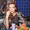 Съемка: Карли Клосс для британского Vogue