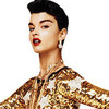Съёмка: Кристал Ренн в Dolce & Gabbana для Vogue