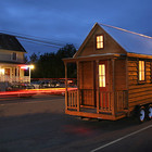 Tumbleweed Tiny House: ничего лишнего в доме