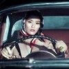 Съёмка: Мин Си для китайского Vogue