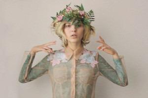 Свежая кровь: Леся Парамонова, дизайнер одежды