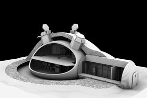 В 2018 году Роскосмос начнёт строить прототип лунной базы
