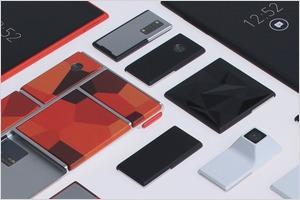 Модульные смартфоны Google Ara могут выпустить в трёх размерах