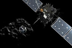 Диалог: Philae и Rosetta переписываются в Twitter
