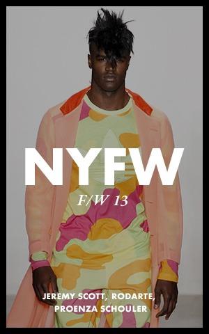 Неделя моды в Нью-Йорке: Дни 6 и 7