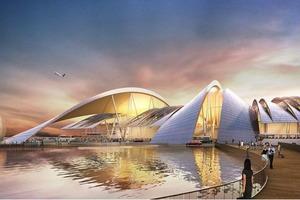 Лондонское архитектурное бюро построит ростовский аэропорт