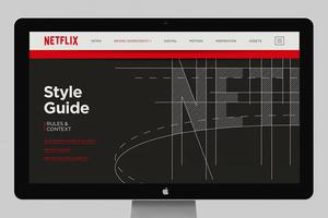 Студия показала новый брендинг Netflix