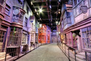 Косой переулок из «Гарри Поттера» теперь можно увидеть на Google Maps
