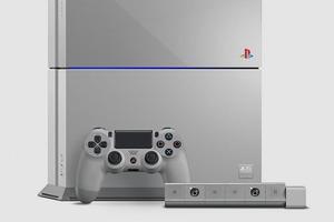 Конкурс: кто выиграл юбилейную PlayStation 4