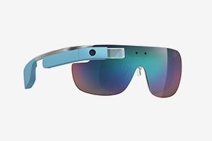 Представлены новые оправы для Google Glass