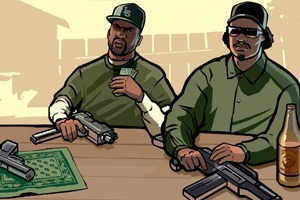 GTA: San Andreas выходит на мобильных устройствах
