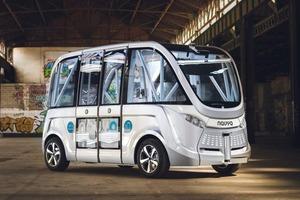 Автобусы на автопилоте появятся в Швейцарии в 2016 году