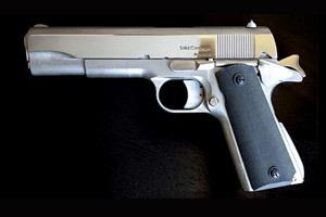 На 3D-принтере напечатали пистолет из металла