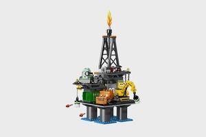 Lego перестанет использовать пластик на основе нефти