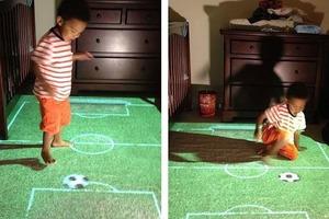 Создан первый доступный интерактивный проектор для детей