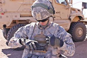 Армия США будет использовать фаблеты Samsung в боевых условиях