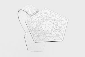 Дизайнеры FitBit разработали концепт цифровой смарт-татуировки