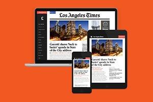 Издание Los Angeles Times представило редизайн сайта