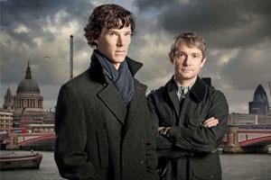 Лайк Дня: Трейлер нового «Шерлока»
