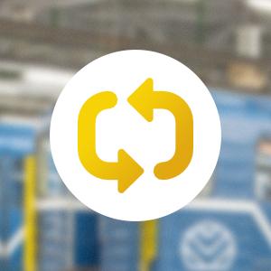 Редизайн: Новый логотип петербургского метро