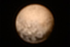 NASA опубликовало новые фото Плутона