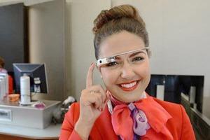 Сотрудники аэропорта Лондона будут работать в Google Glass