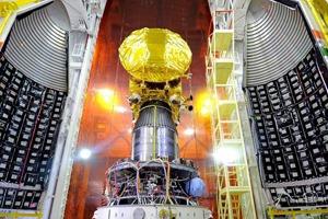 Индия запустила марсианский спутник