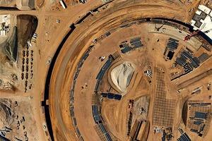 Прогресс строительства кампуса-кольца Apple показали на трёх GIF