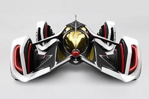 Chevrolet создала суперкар для Gran Turismo