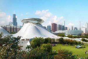 Концепт: музей Джорджа Лукаса в Чикаго