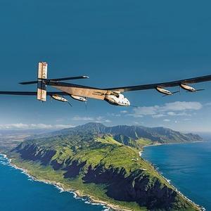 Зачем нужен самолёт  на солнечных батареях