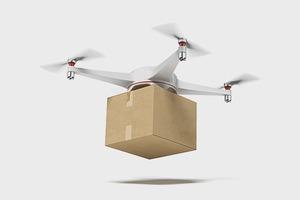 Alibaba тестирует доставку товаров с помощью дронов