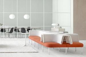 Herman Miller начал выпуск «гибкой» офисной мебели Ива Беара