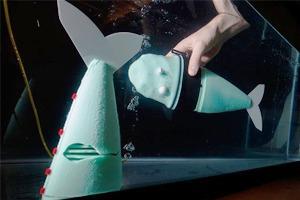 В MIT создали мягкого робота-рыбу