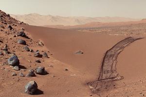В NASA предположили причину исчезновения атмосферы Марса