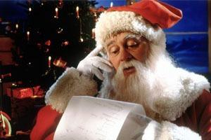 Санта украл данные из АНБ