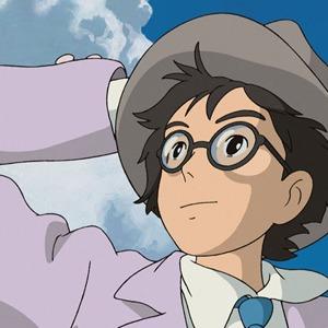«Ветер крепчает» Хаяо Миядзаки