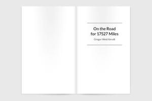 «В дороге» Джека Керуака переписана с помощью Google Maps
